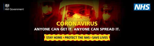 Anyone can catch coronavirus